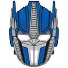 Optimus Prime printable mask