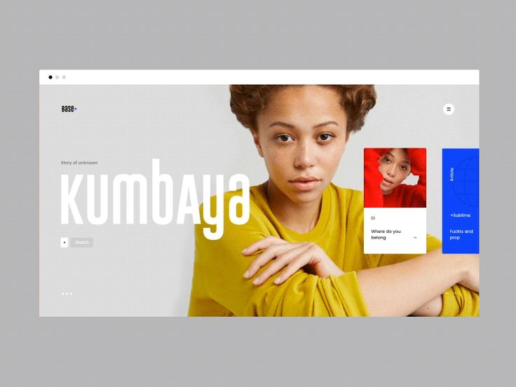 Inspiring UI Designs #13 – Uzers – Medium