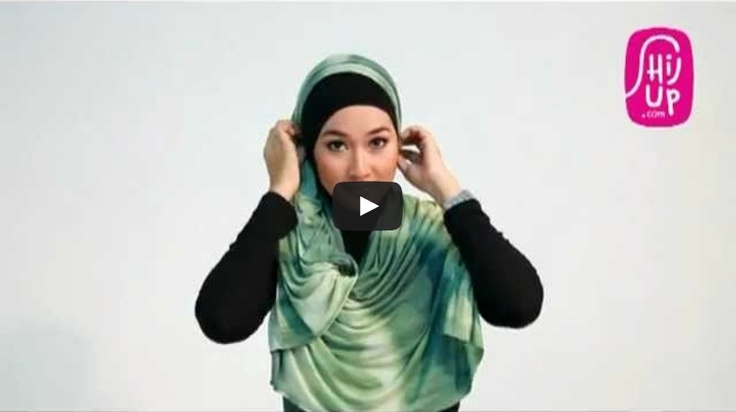 "HIJAB TUTORIAL STYLE 5     Check the designers collections at HijUp.com  Get Up with your Hijab and Be Fabulous with HijUp! ♡     Instrumental ""Right as Rain""  ___________________________________  Visit our youtube channel and find a lot of hijab inspiration there!  Happy Watching, Dear :)"