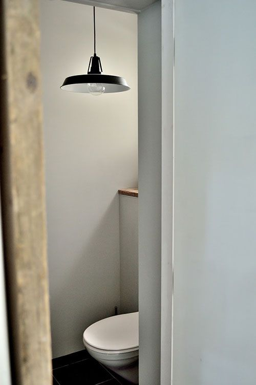 Toilet verlichting ideeën | Interieur inrichting