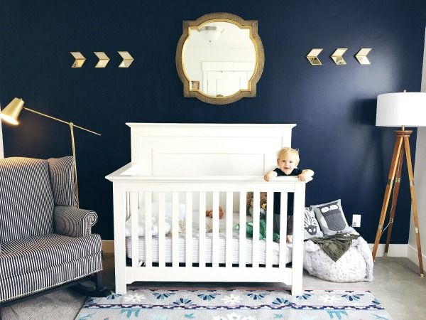 Anchors Aweigh By Sherwin Williams In A Little Boy S