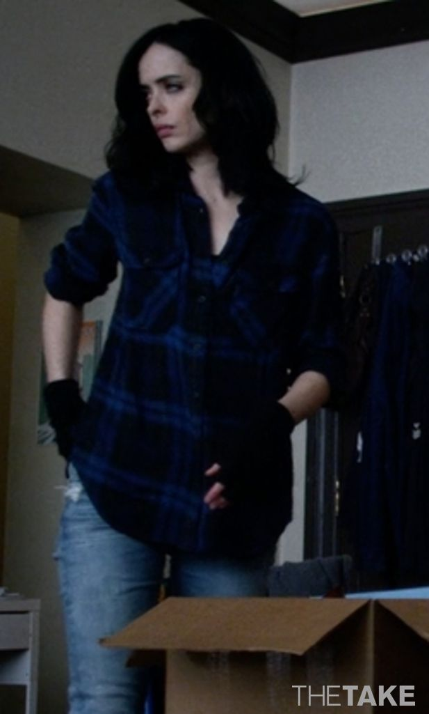 Jessica Jones Clothes, Fashion and Filming Locations at TheTake.com