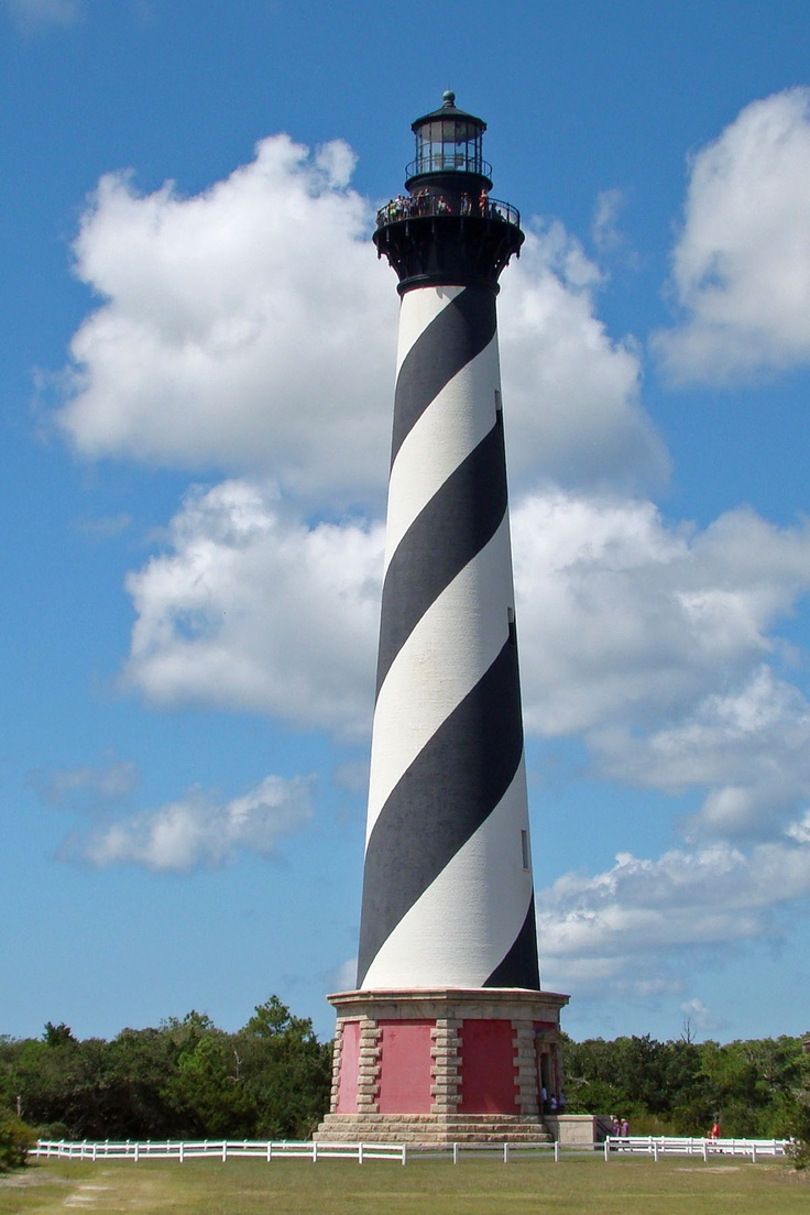 Cape Hatteras Light House Nc Places I Ve Loved
