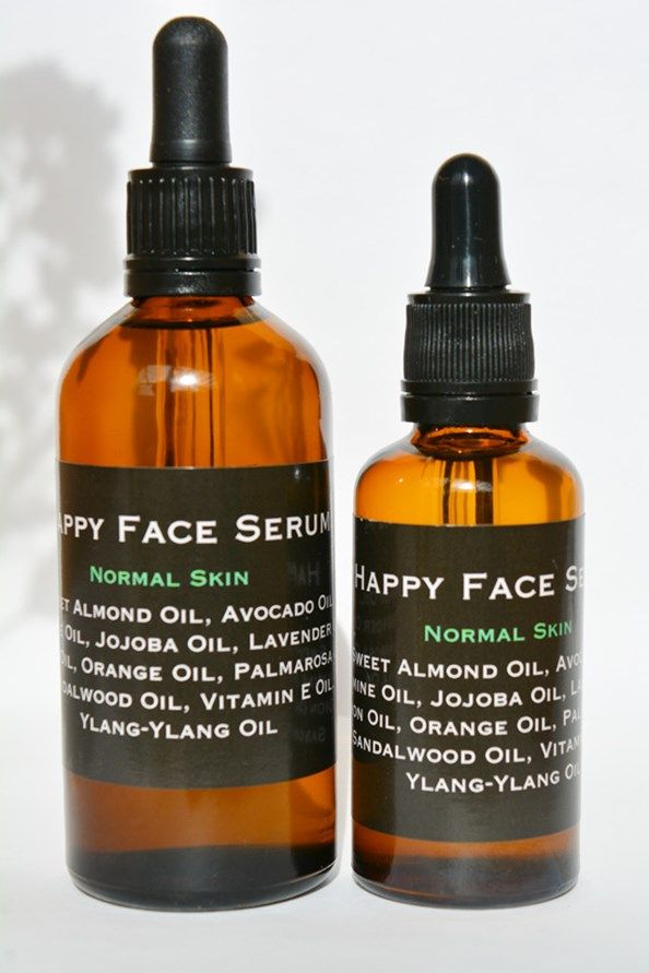 The Lotus People - Happy Face Serum. Made on order for optimal freshness, No animal testing, Non- GMO, Free of harmful chemicals, Honest ingredients