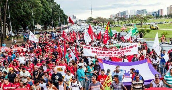 Sem planejamento, os protestos tendem a se esvaziar, ou pior, serem direcionados por terceiros.