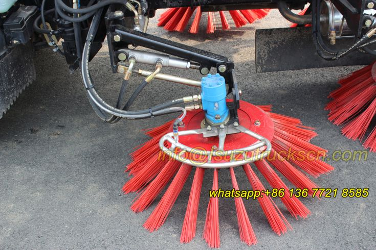 side brush for Road Sweeper Truck Isuzu