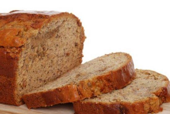 The Banana Loaf is a perfect treat for weekend breakfast …or enjoy any day for a mid-morning pick-me-up.