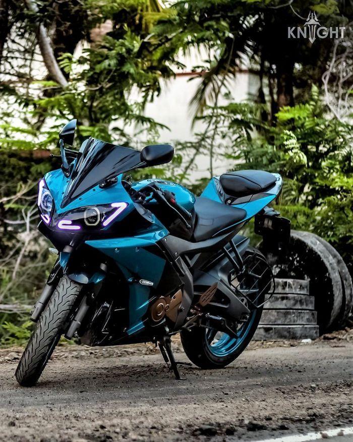 Image result for r15 modified   sai   Harley davidson trike