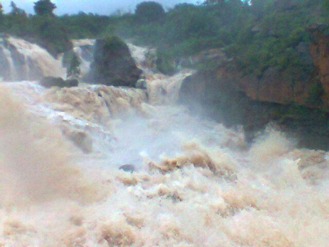 Crocodile River at the Mpumalanga botanical gardens