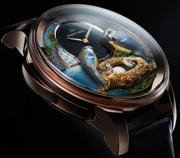 Jaquet Droz The Bird Repeater Watch