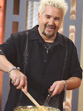 Celebrity chef Guy Fieri resides in Santa Rosa.