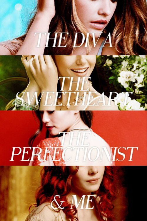 The diva the sweetheart the perfectionist and me we - The diva series ...