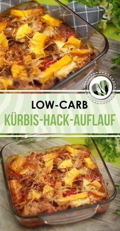 Der Kürbis-Hack-Auflauf ist ein einfaches Gericht ohne viel tam tam. Zudem ist es low-carb und glutenfrei.