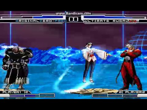 KOF WOJ ~ Original Zero Pmec VS Ultimate Rugal