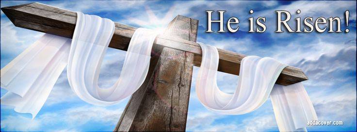 He Is Risen! Happy Easter! <3