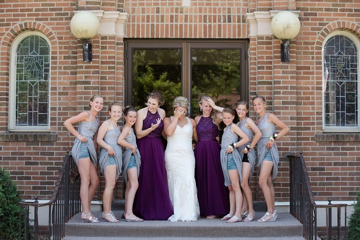 wedding day, bride, groom, Mr. & Mrs., first kiss, bouquet, wedding rings, wedding dress, first look, bridal party , maid of honor