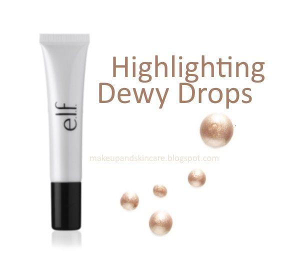 ELF ~ Highlighting Dewy Drops ~ $4.00