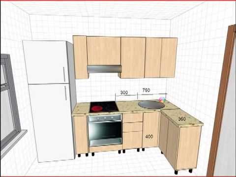 Планировка кухни: 7 видов планировки кухни, ошибки, виды ◄ оасположение раковины плиты и холодильника на п образной кухне с окном