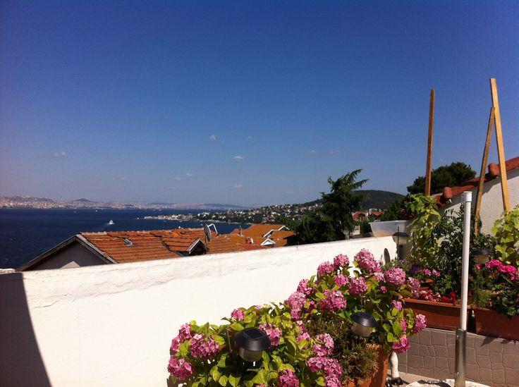 Prince Islands, Heybeliada, İstanbul #princeislands #landscape #view