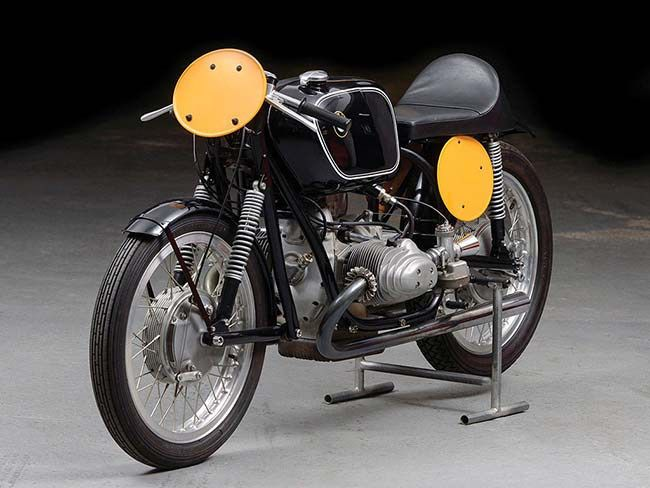 A Super Rare 1954 BMW RS 54 Just Hit the Market