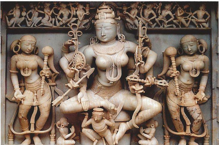 Dilwara Tempel - Mount Abu (Indien)