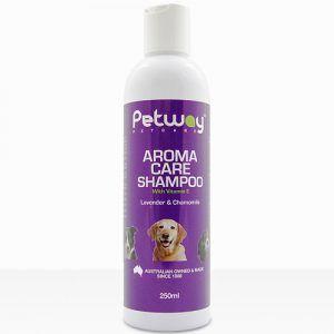Aroma Care Dog Shampoo Concentrate with Vitamin E