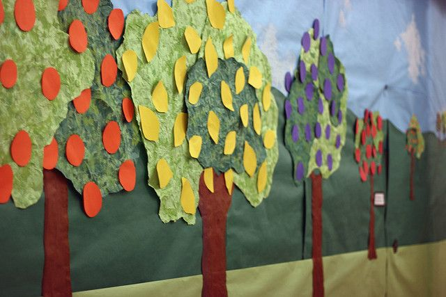 how to decorate church for VBS Fruit of the spirit  | Recent Photos The Commons Getty Collection Galleries World Map App ...