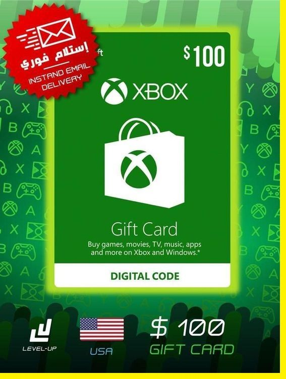Free 100 Xbox Gift Card 2020 Xbox Gift Card Xbox Gifts Gift