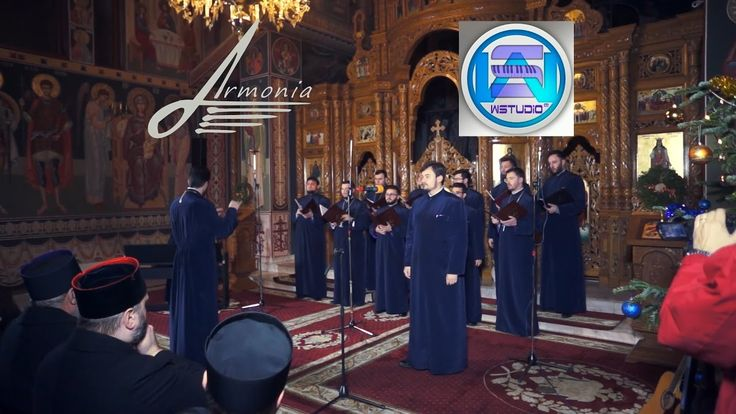 """Colindul celui fara de tara -  Corala """"Armonia"""" din Constanta, solist Di..."""