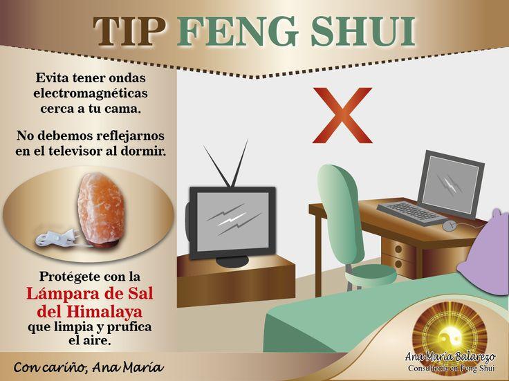 Tipfengshui prot gete siempre de las ondas - Lamparas de sal para que sirven ...
