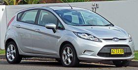 Ford Fiesta [6th generation] (2011–Present)