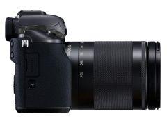 キヤノン、EVF内蔵のミラーレス最上位機「EOS M5」 - デジカメ Watch