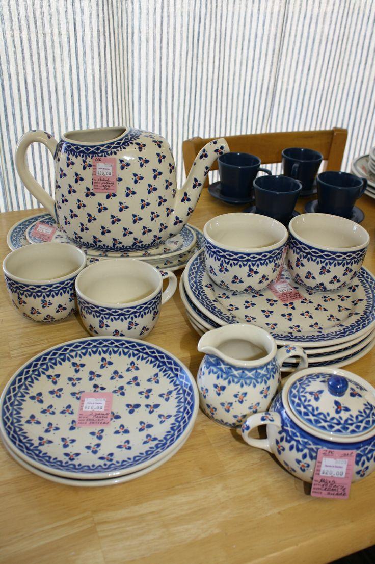 Polish Pottery & 1075 best Polish pottery images on Pinterest | Polish pottery ...