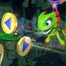 Recrean Yooka-Laylee en 2D - LEVELUP  EntornoInteligente Recrean Yooka-Laylee en 2D LEVELUP Yooka-Laylee ganó en poco tiempo un gran número de seguidores debido a que Playtonic, estudio detrás de su desarrollo, está conformado por extrabajadores de Rare. Este equipo hizo posible título como Banjo-Kazooie y Donkey Kong 64, de los cuales…