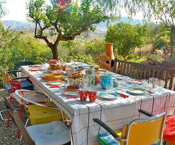 Bed & Breakfast Malaga - Finca Alegria de la Vida, Pizarra #vakantie #reizen #Andalusie