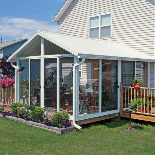 Sunroom kits how much do sunroom kits cost bathroom for Porches prices