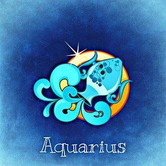 Aquarius, Signe Du Zodiaque