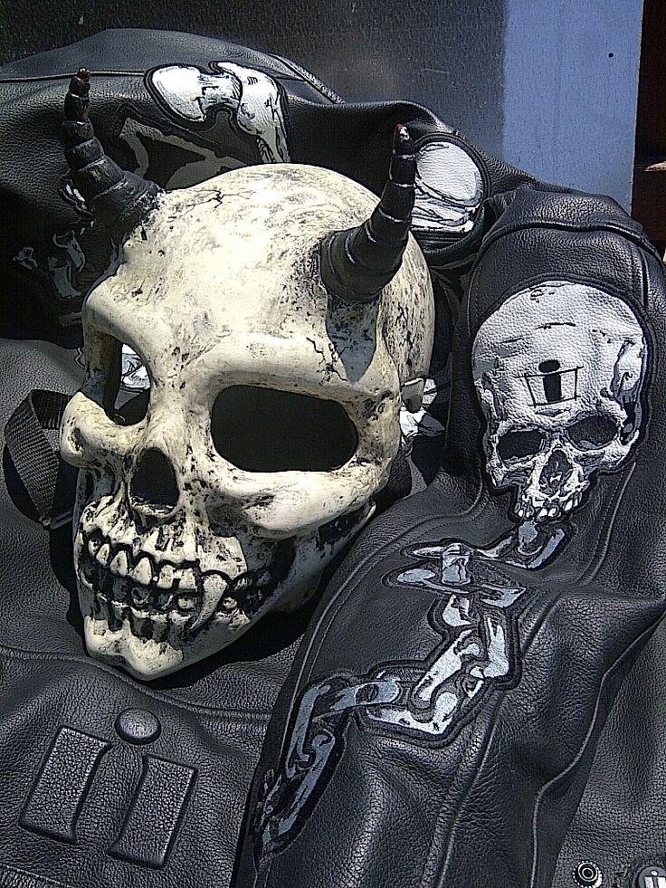 фото черепков байкеров устроено наше подсознание