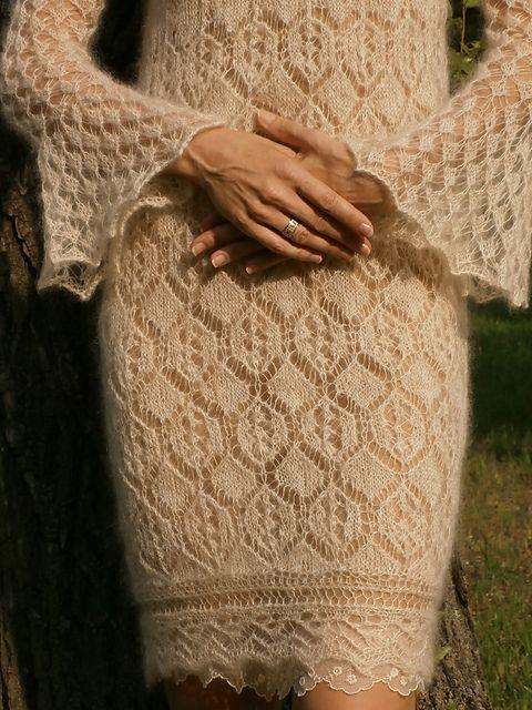 """Творческий дневник студии """"Трискеле"""": Платье NOCTUA TETRA - подводим итоги!"""