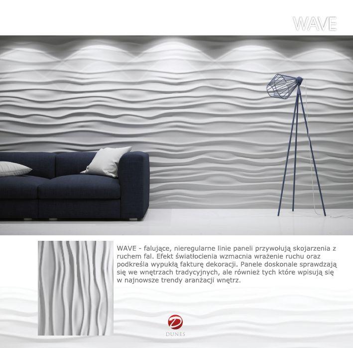 Decorative panel: WAVE