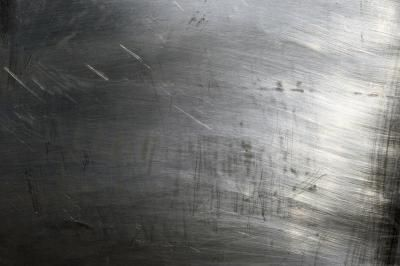 DIY Zinc Countertop