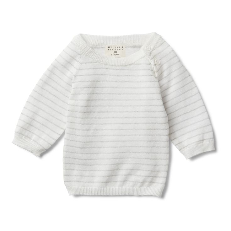 Our summer knitwear is made from a blend of linen and cotton, making it lightweight for baby's summer wardrobe and perfect for layering.   #wilsonandfrenchy #babystyle #kintwear #newborn #baby #fashion #unisex #babylove #perfectbabies  #unisexbabyclothes  #newmum #babygift #babyshower #australiandesign #shopbaby #mumsunite #babylove #magicofchildhood #little