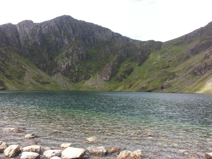 Our office over the bank holiday. Cadir Idris.