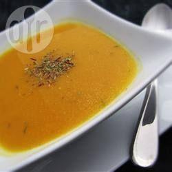La meilleure soupe à la courge du monde @ qc.allrecipes.ca