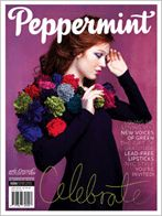 Love Mae in peppermint May/June/July 2012