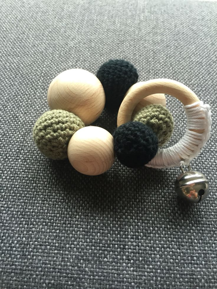 DIY rattle