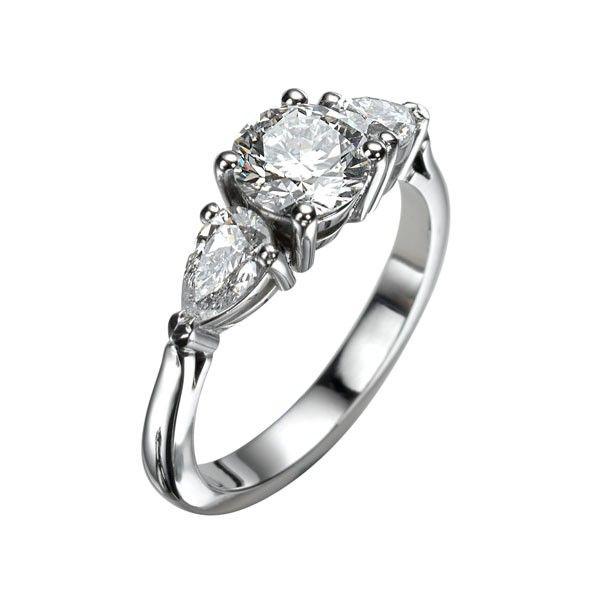 EC One Ring   Emily Diamond Ring