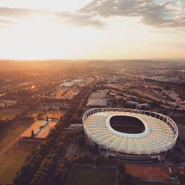 Mercedes-Benz Arena #heimat