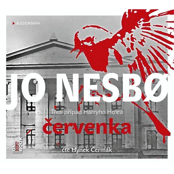 iTunes Cover Studio.cz: Jo Nesbø: Třetí případ Harryho Holea: Červenka (čt...