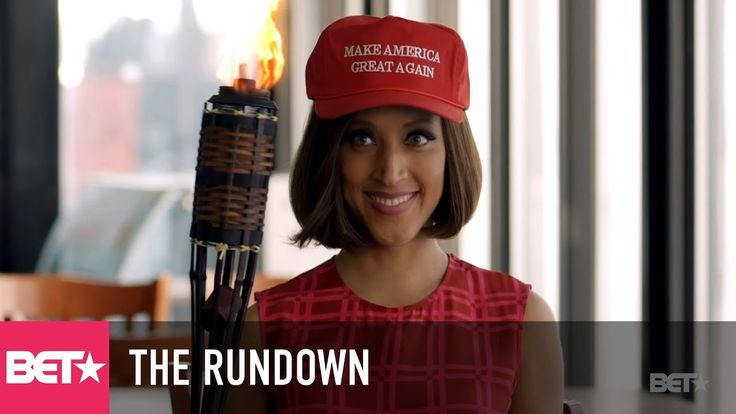 The Rundown with Robin Thede premiered with critical acclaim last week following its debut on BET. We speculated that the show needed to ...